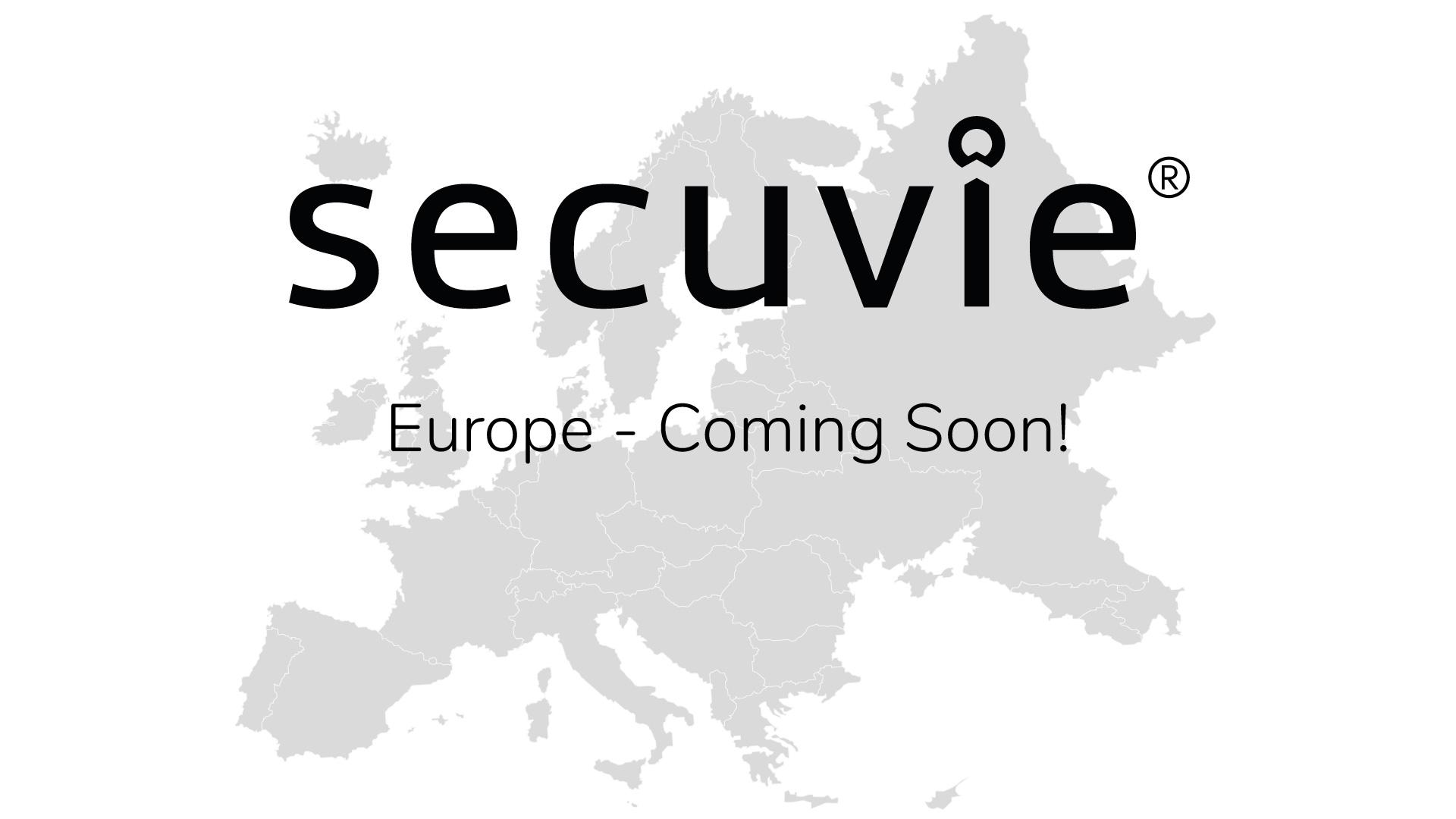 Secuvie Europe - Coming Soon